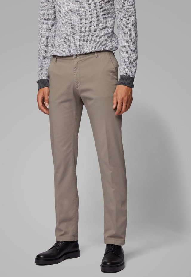RICE3-D SLIM FIT - Chinos - open grey