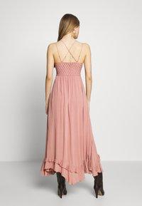 Free People - ADELLA SLIP - Maxi dress - light pink - 3