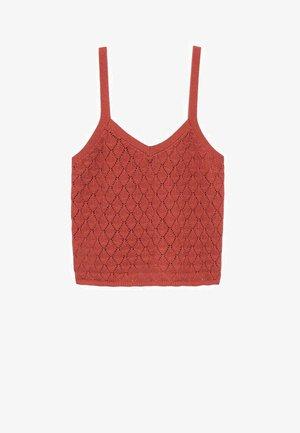 ELIPTIC - Top - red