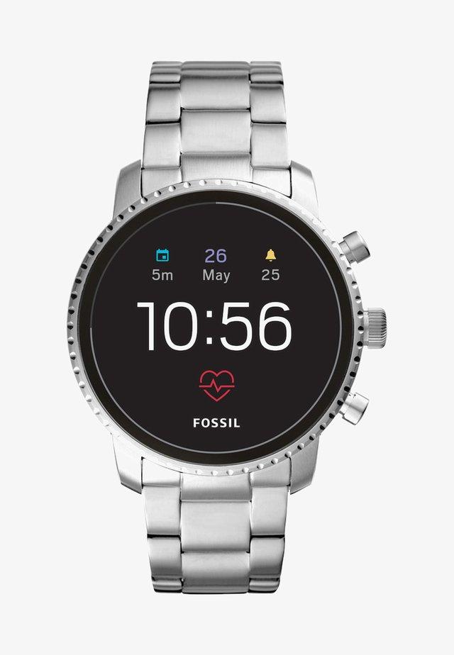 EXPLORIST - Smartwatch - silver-coloured
