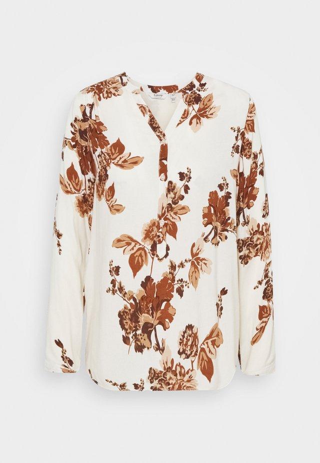 HENNA NECK BLOUSE - Bluse - multi coloured