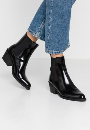 KENDALL BOOT - Nilkkurit - black