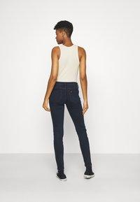 Lee - SCARLETT - Jeans Skinny Fit - dark lea - 2