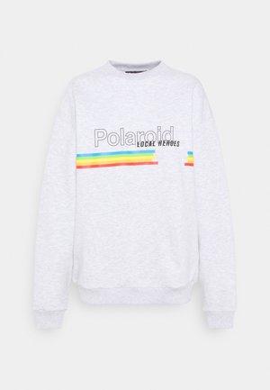 CLASSIC POLAROID - Sweatshirt - grey