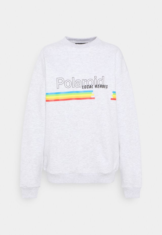 CLASSIC POLAROID - Sweater - grey