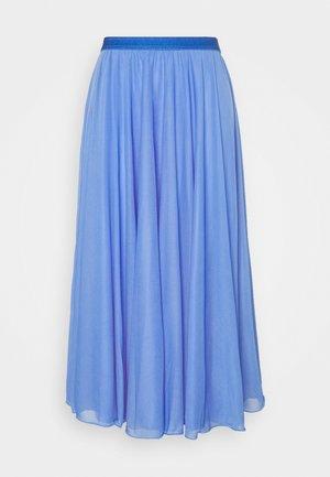 PRIMIZIA - A-line skirt - light blue