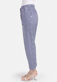 HELMIDGE - GUMMIBUND - Trousers - blau - 2