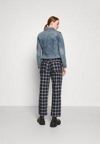 G-Star - 3301 SLIM - Giacca di jeans - sun faded stone - 2
