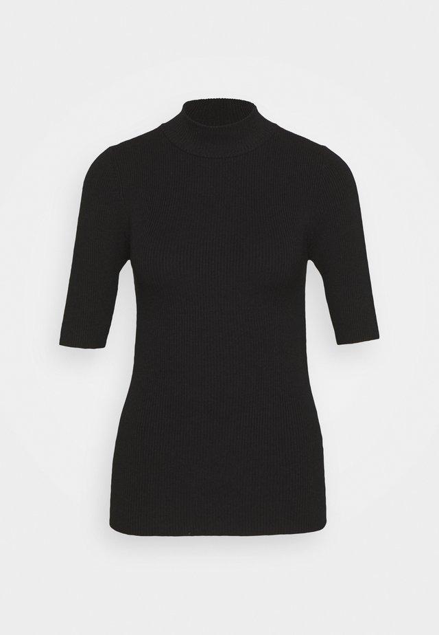 NUBIA  - T-shirts med print - caviar
