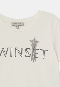 TWINSET - Print T-shirt - off white - 3