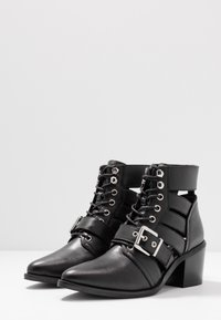 Steve Madden - EMMY - Ankle boots - black - 4