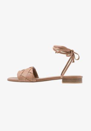 MARELENA - Sandals - natural