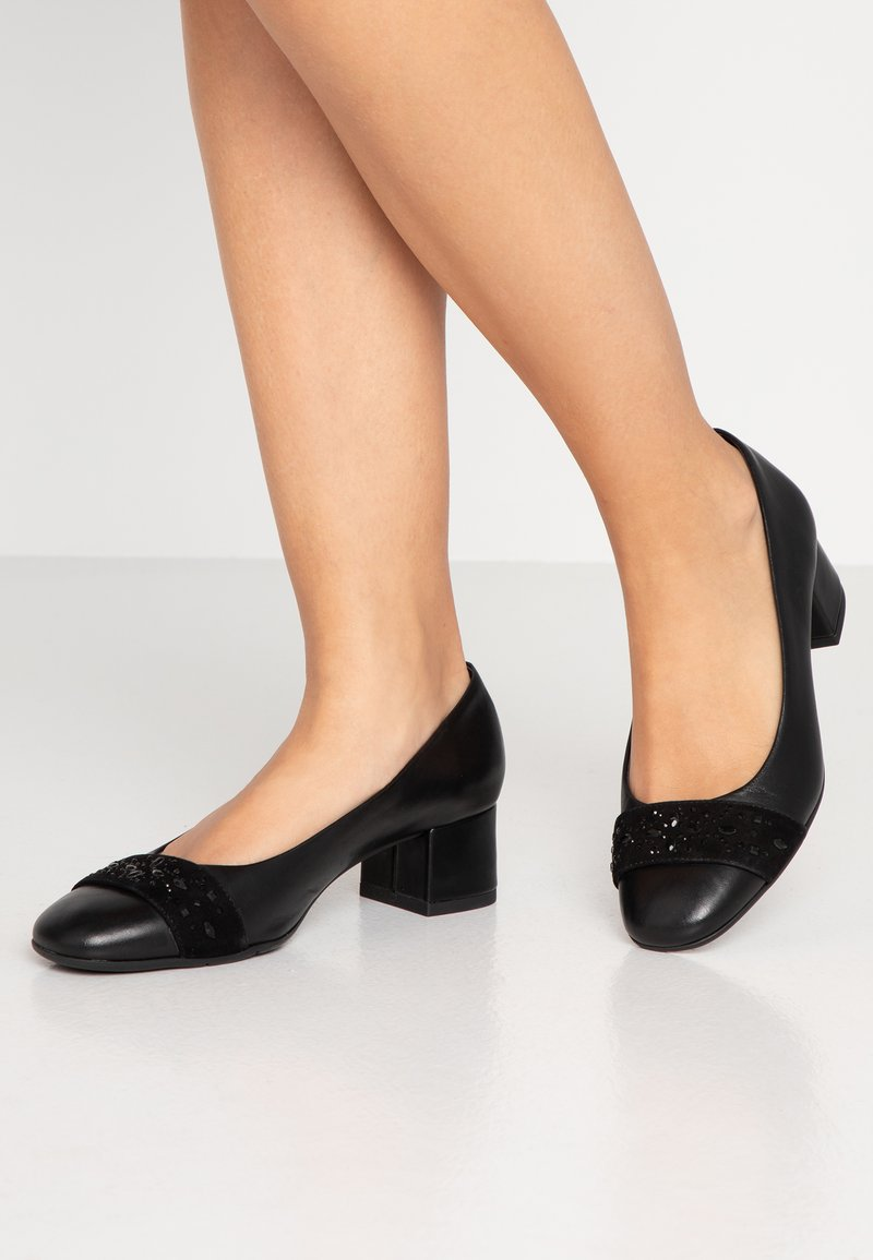 Be Natural - Classic heels - black