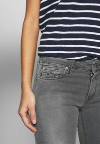 Replay - NEW LUZ - Jeans Skinny Fit - dark grey - 3