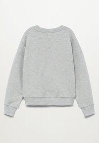 Mango - JOYA - Sweater - grijs - 1