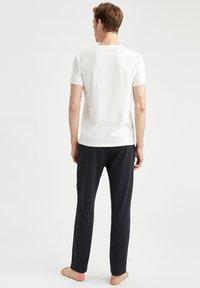 DeFacto - Pyjama bottoms - anthracite - 2