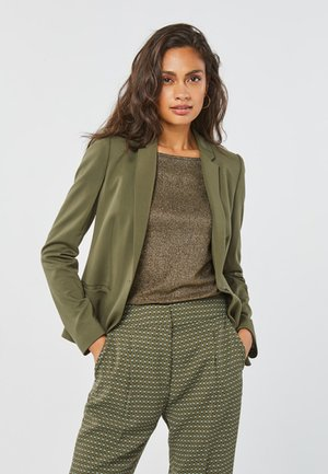 Blazer - army green