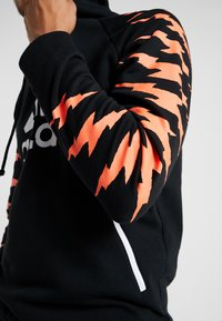 adidas Performance - Jersey con capucha - black - 5