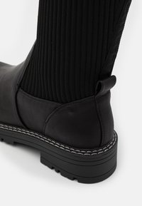 River Island Wide Fit - Over-the-knee boots - black - 5