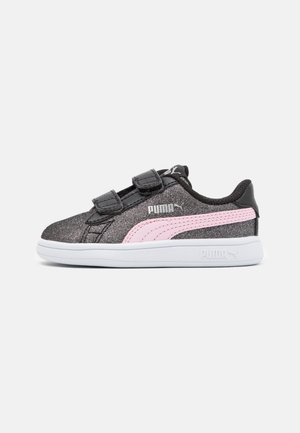 SMASH GLITZ GLAM - Sneakers laag - black/pink lady