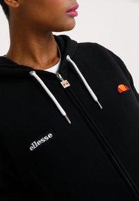 Ellesse - SERINATAS - Zip-up hoodie - black - 4