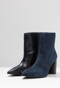 Paco Gil - MINA - High heeled ankle boots - bluette/baltik - 4