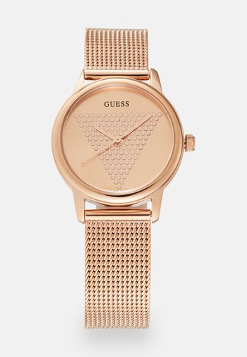LADIES TREND - Hodinky - rose gold-coloured/bronze-coloured