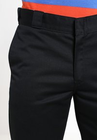 Carhartt WIP - MASTER PANT DENISON - Spodnie materiałowe - black rinsed - 3