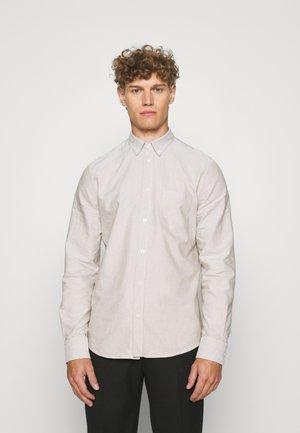 LEWIS OXFORD SHIRT - Shirt - khaki lime