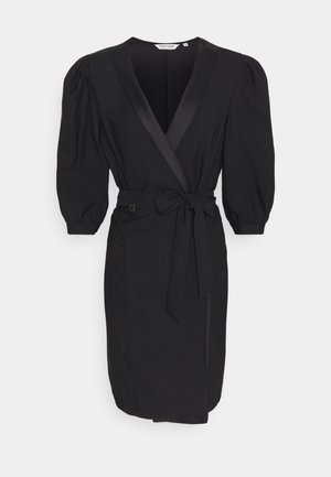 KINGSA - Shift dress - noir