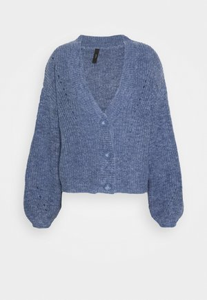 YASMIA  - Cardigan - electric blue