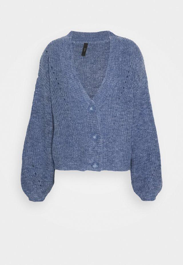 YASMIA  - Vest - electric blue