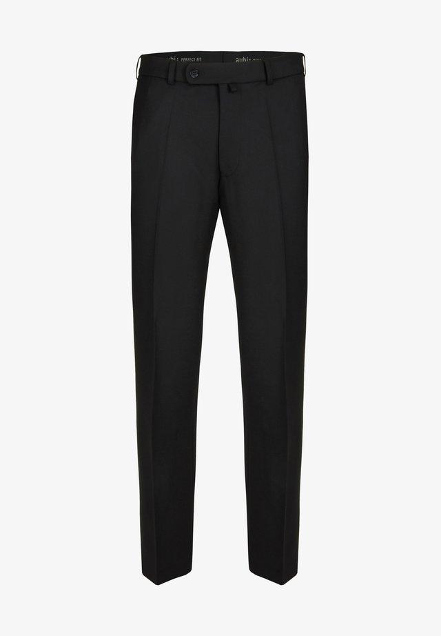 STYLE 29 - Suit trousers - schwarz