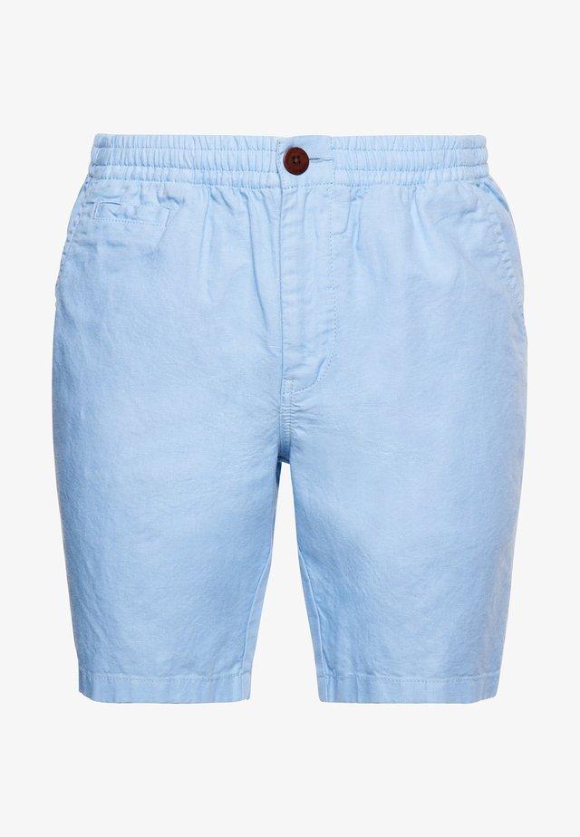 Shorts - dusk blue