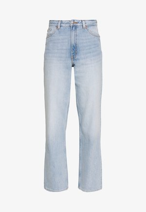 TAIKI - Vaqueros slim fit - blue dusty light