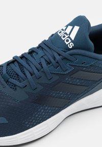 adidas Performance - DURAMO  - Zapatillas de running neutras - crew navy/legend ink/footwear white - 5