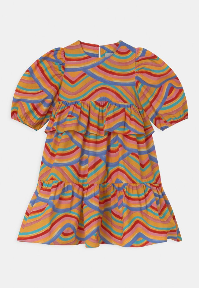 BABY DOLL RAINBOW MIDI  - Day dress - multi-coloured