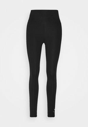 RUN - Legging - black/white