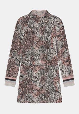 PERONA - Jersey dress - old pink