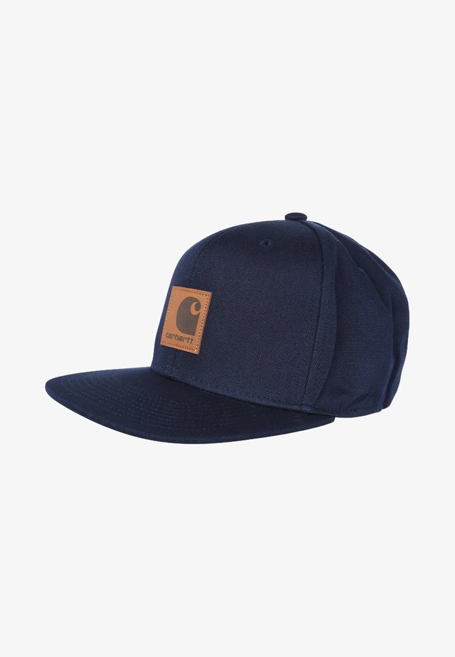 LOGO UNISEX - Lippalakki - blue