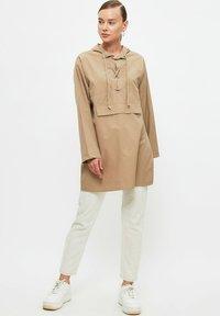Trendyol - Long sleeved top - grey - 1