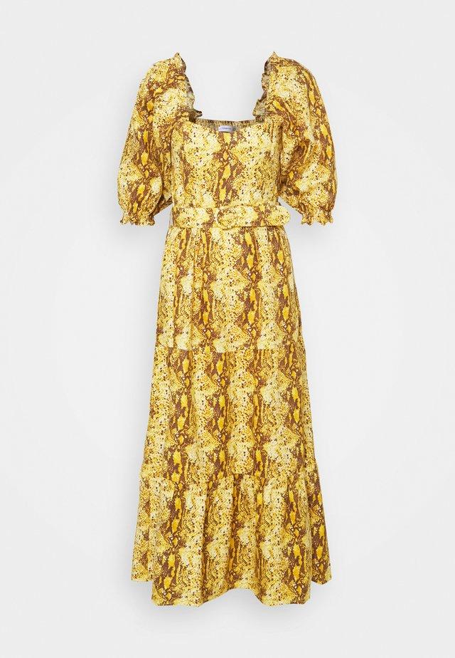 RUMI DRESS - Robe longue - dawn