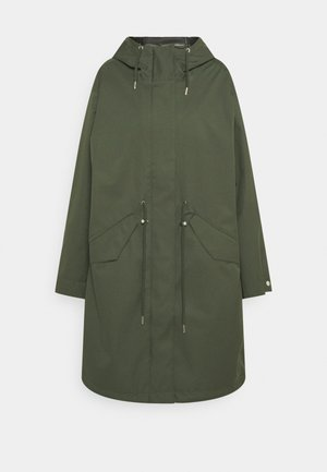 POLLY - Parka - dark khaki
