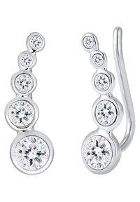 Elli - EARCUFF - Earrings - silver-coloured - 4