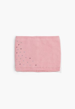 MIT SCHMUCKSTEINEN - Snood - light pink