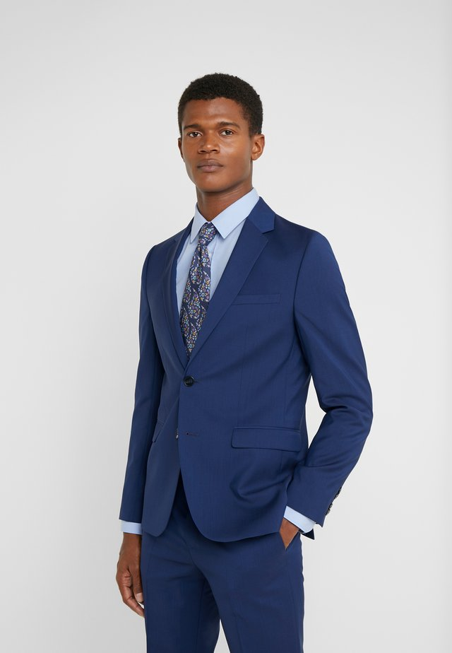 ALDONS - Suit jacket - medium blue
