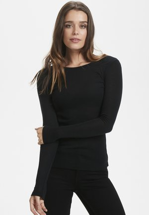 WILMAGZ  - Long sleeved top - black
