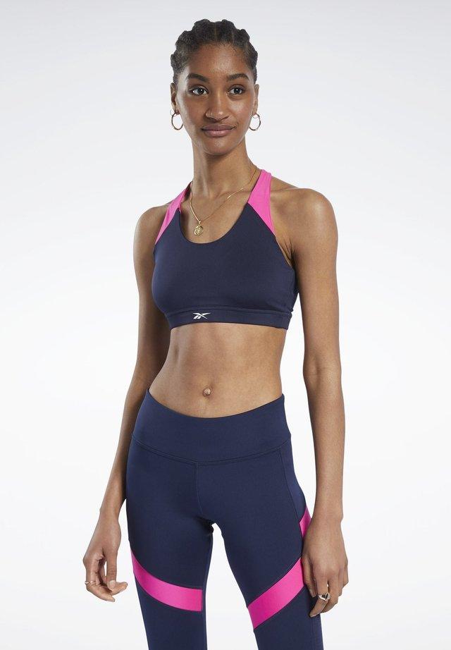 Sports bra - blue