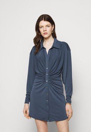 ARDEN DRESS - Jersey dress - shadow