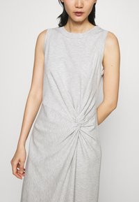 Club Monaco - TWIST FRONT - Cocktail dress / Party dress - heather grey - 5